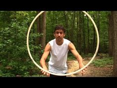 Hula Hoop Tutorial: Balance Technique with Baxter of the HoopPath