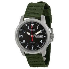 Citizen Strap Eco-Drive 180 Men's Watch (W-BM8180-03E)