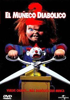 """Ver película Chucky 2 online latino 1990 gratis VK completa HD sin cortes descargar audio español latino online. Género: Terror Sinopsis: """"Chucky 2 online latino 1990"""". """"Chucky: El muñeco diabólico 2"""". """"Muñeco Diabólico 2"""". """"Child's Play 2"""".Chucky ha vuelto. El famoso"""