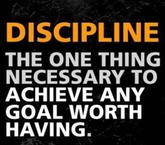 """Monday Motivation by Your Favorite Realtor Brian A. Miglionico Jr.  Happy Monday! I hope you had an amazing weekend!  As always I like to start the week off right with some words of motivation....  """"DISCIPLINE: The One Thing Necessary To Achieve Any Goal Worth Having""""  In order to accomplish the things we want to accomplish in this life we must first adopt the disciplines and habits necessary to make that a reality.  It is so easy to get discouraged that we have not already achieved our…"""