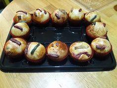 Cupcakes rosca de reyes !!