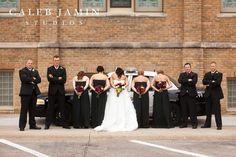 POLICE WEDDING!!!! LOVE IT!