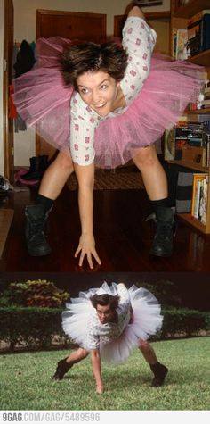 Ace Ventura costume  @Elizabeth Bleier if we are together for Halloween again, you are soooooo doing this!