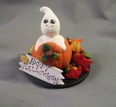 Little autumn ghost