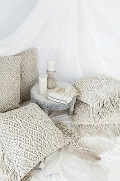 Подушки ковры МАКРАМЕ macrame