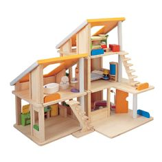 the girls LOVE this dollhouse.  almost as much as i do :)