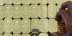 Emas Antam Stagnan di Posisi Rp 605.000/Gram