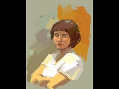 iPad Jot Touch Sketch - YouTube