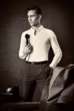 Faking bad: meet Hollywood's nicest villain, Tom Hiddleston (Tom Hiddleston for London Evening Standard)