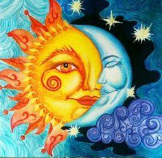 338 best sun stars and moon images on pinterest sun moon stars