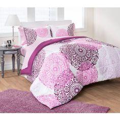 Formula Hippie Heaven Bed in a Bag Bedding Set - Walmart $36.36