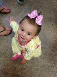 My niece Patience