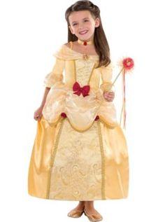 Girls Belle Costume Supreme