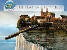 Image result for Flat-earth
