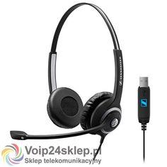 Słuchawki przewodowe Sennheiser SC 260 USB voip24sklep.pl