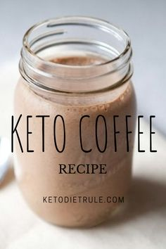 Keto Smoothie Recipes – 5 Best Low-Carb Smoothies for Weight Loss I love smoothies. Smoothies are portable and great vehicles for nutrition. Check out these 5 perfect Keto smoothie recipes that'll help you achieve ketosis and lose weight. Keto Coffee Recipe, Coffee Recipes, Low Carb Smoothies, Weight Loss Smoothies, High Protein Snacks, Protein Foods, Sport Nutrition, Keto Shakes, Natural Detox Drinks