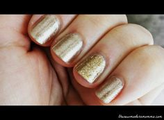 OPI Glitzerland | The New Modern Momma: The Nail Files!