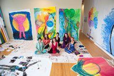 International Soul Art Day in Soul Art Studio