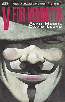 Alan Moore's V for Vendetta