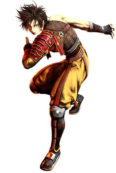 Bakuryu from Bloody Roar 3