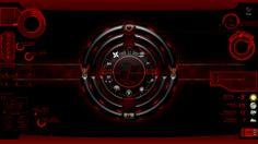 Red Black Windows 7
