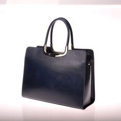 Elegancka torba ze skóry,Made in Italy. Klasyka i #styl w najwyższej jakości.