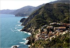 from bklyncontessa :: via nyt :: Cinque Terre, Italy