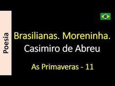 Casimiro de Abreu - 11 - Brasilianas. Moreninha.