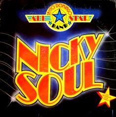 23- Santo Domingo All-Star Band-Nicky Soul: Los Merengues de Mi Tierra-BORINQUEN AA-1390  (1980).