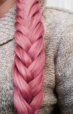 little pony pink #pastel hair