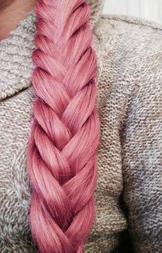 little pony pink #pastel hair