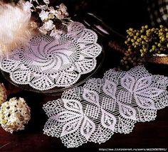 Crochet Knitting Handicraft: Crochet Doilies http://crochet101.blogspot.com/2014/08/crochet-doilies.html?m=1