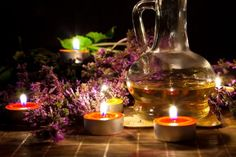 Make your Own Romantic Lover's Oils and Spice up your love life with this easy, Tantalizing Recipe!