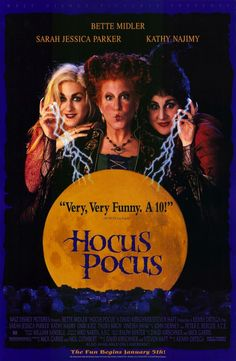 Favorite Halloween Movie!(:
