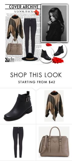 """""""SheIn 5/XI"""" by nermina-okanovic ❤ liked on Polyvore featuring Paige Denim, Janessa Leone and shein"""