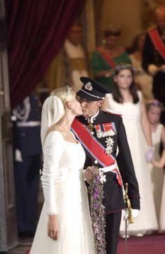Mette-Marit and Haakon ~Norway Wedding