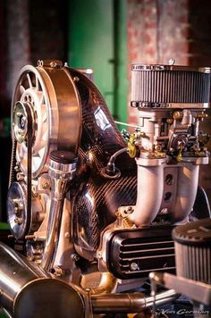 Check out the engines!!! Shot by von german