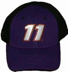 Denny Hamlin 11 Hat Nascar Trackside Licensed Product by Joe Gibbs Racing. $9.99. Officially licensed nascar product trackside cap brand new never worn 100 authentic product includes all tags from manufacturer top quality one size fits all flex fit back trackside cap