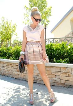 pink. spring style