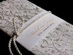 gate wedding invitations