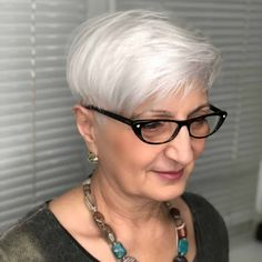 16 Best Pixie Haircuts for Older Women Haircuts For Thin Fine Hair, Short Thin Hair, Short Grey Hair, Short Hair Older Women, Haircut For Older Women, Short Hair With Layers, Pixie Hairstyles, Short Hairstyles For Women, Pixie Haircuts