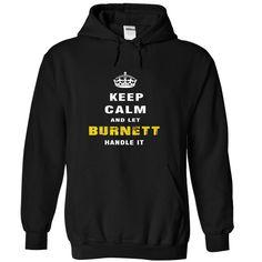 BURNETT Handle it