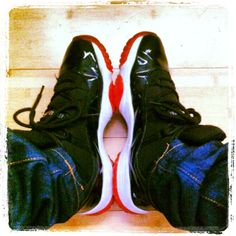 Nudie Jeans and MJ 11s...