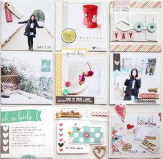 ♪ atelier B - Jina Jean: Project Life