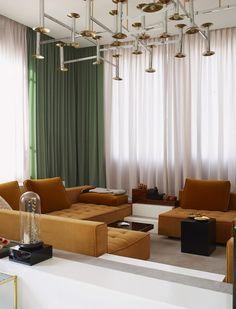 detailsorientedbyshapepluspace:  Yvan Mispelaere Paris apartment