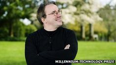 Linus Torvalds - Linux creator
