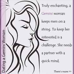 Keep happy gemini woman to How a