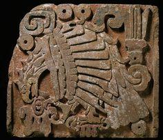 Eagle Relief [Mexico; 10th–13th century] Toltec culture