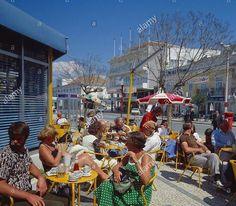 Faro Algarve Portugal in the 1980's