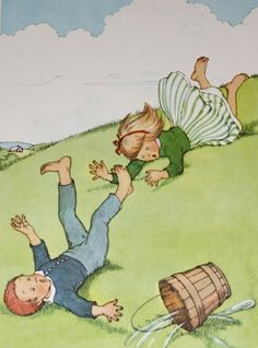 Jack and Jill Went Up the Hill. 1956